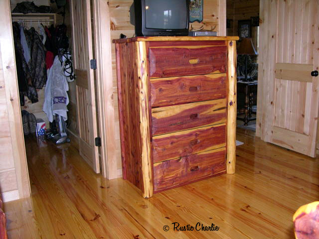 One Of A Kind Handmade Rustic Cedar Furniture Lodge Cabin Log